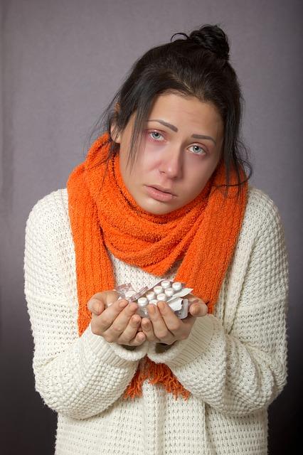 Повышение температуры раздражительность головокружение