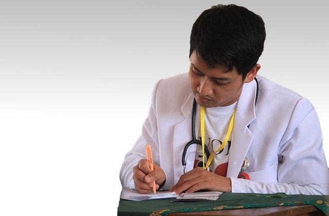 Доктор медработник который может распознать результат теста