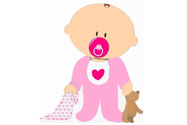 Здоровый ребенок в один год