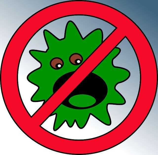 Нет инфекций в организме