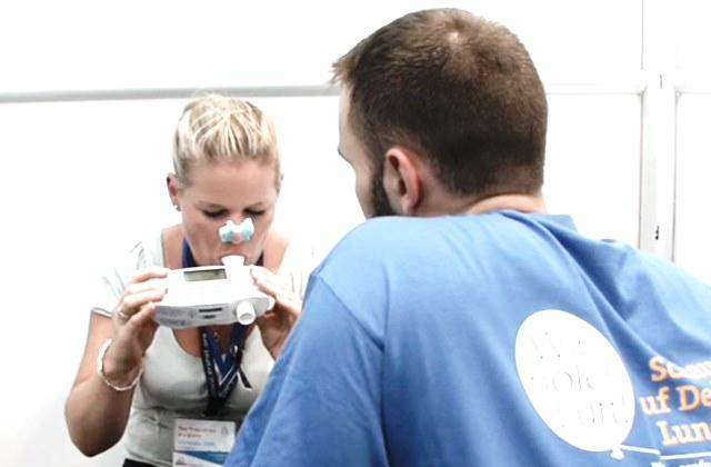 Метод исследования функции внешнего дыхания