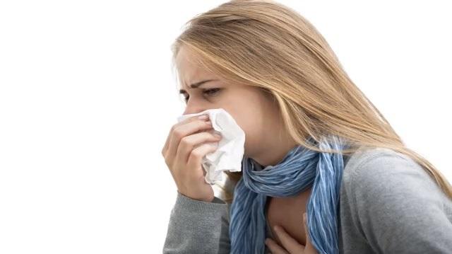 Непрекращающийся кашель