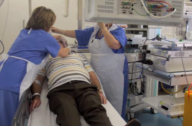 Подготовительные мероприятия для проведения биопсии