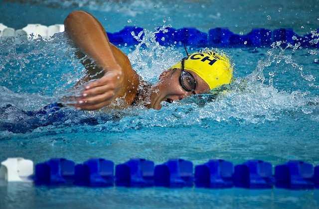 Спорт увеличивает жизненную ёмкость легких
