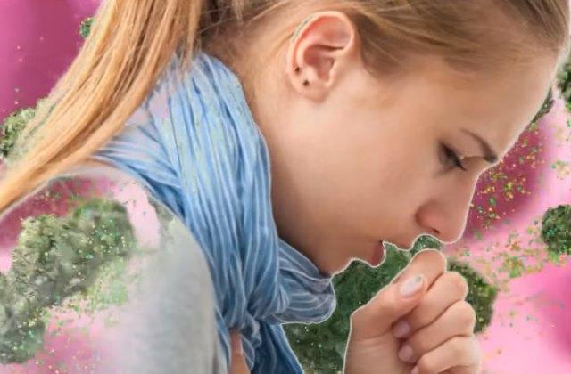 Кровохарканье при кашле