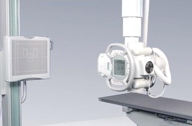 Рентген оборудование в рентген кабинете