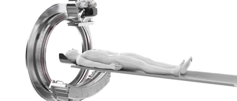 МСКТ тип компьютерного исследования внутренних органов человека