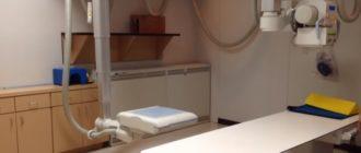Рентген кабинет оснащение и оборудование