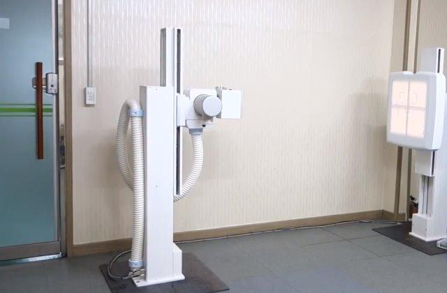 Флюорографический кабинет