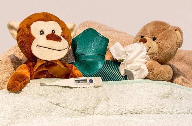 Симптомы туберкулеза у детей повышенная температура