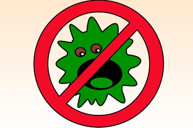 Задачей дезинфекции является уничтожение источника заражения
