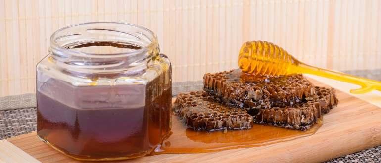 Мёд средство используемое при лечении различных заболеваний