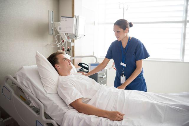 Неподвижные упражнения применяются для лежачих больных