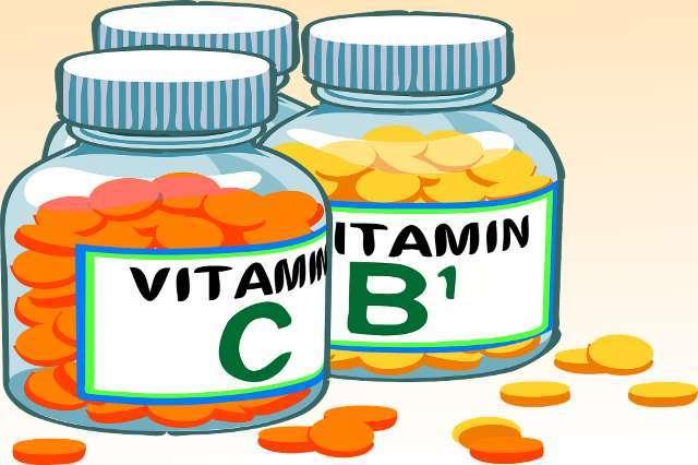 Витамины помогают организму справляться с инфекцией
