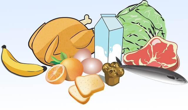 Питание должно быть сбалансированным и полезным