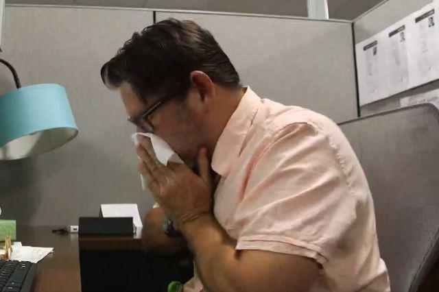 Обычный кашель может быть опасным заболеванием
