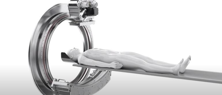 Компьютерная томография точно выявляет очаг воспаления