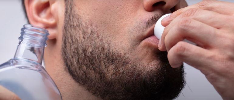 После курса лечения пациент должен тщательно ухаживать за полостью рта