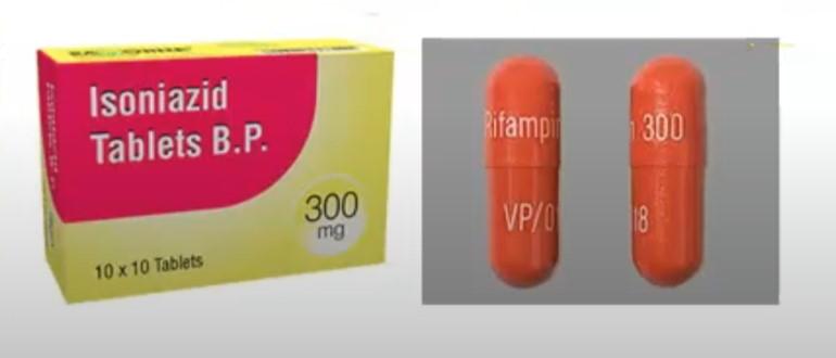 Препараты против туберкулеза головного мозга