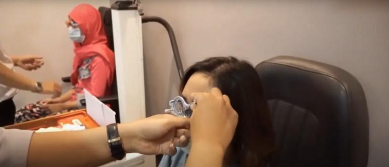 Ухудшение зрения может быть признаком туберкулеза мозга
